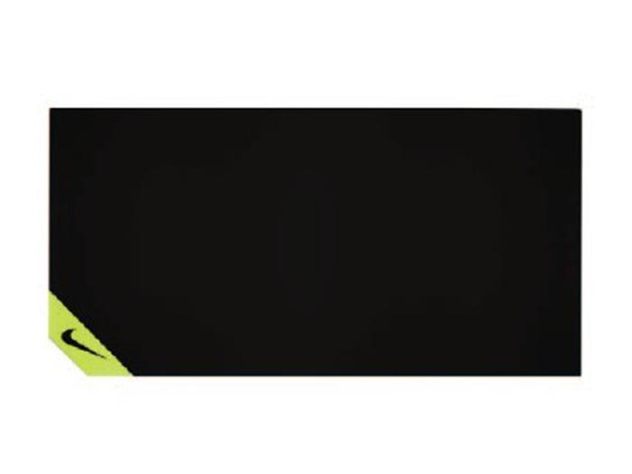 NIKE クーリング タオル (バスケットボール アクセサリー・グッズ タオル)ブラック/ボルト(023)【スポーツ用品 > チーム スポーツ > バスケットボール】【NIKE/ナイキ】/TW8001