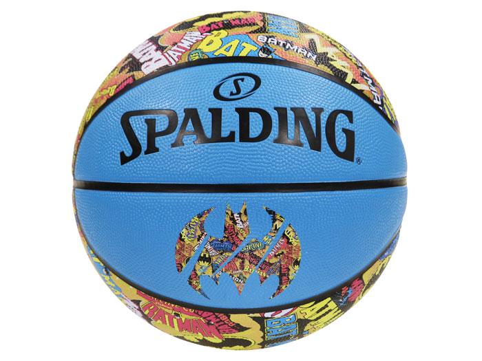 SPALDING バットマンマッシュ 7号 (バスケットボール ボール 7号球)【スポーツ用品 > チーム スポーツ > バスケットボール】【SPALDING/スポルディング】/83-665J