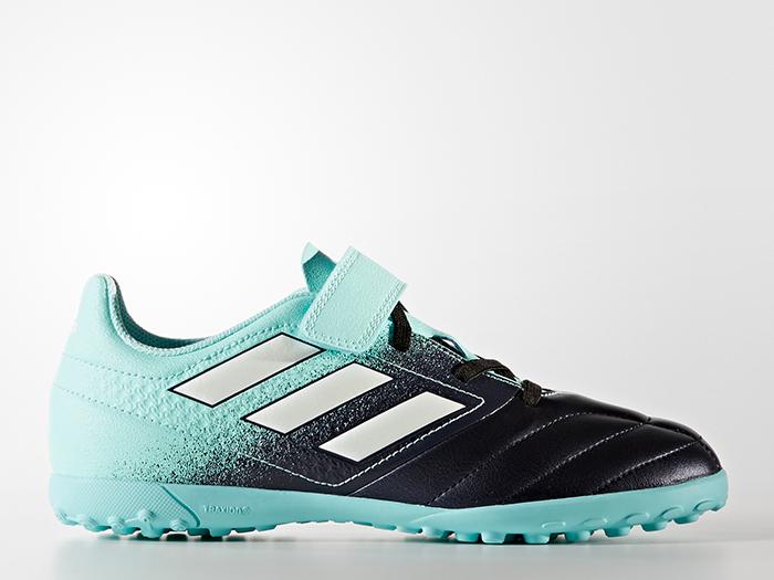 adidas エース 17.4 TF J ベルクロ (フットサル&サッカー シューズ トレーニングシューズ)【スポーツ用品 > チーム スポーツ > サッカー】【adidas/アディダス】/BY2300