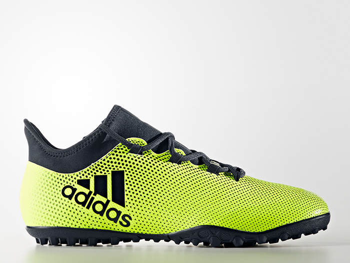 adidas エックス タンゴ 17.3 TF (フットサル&サッカー シューズ トレーニングシューズ)ソーラーイエロー/レジェンドインクF17/ソーラーイエロー【スポーツ用品 > チーム スポーツ > サッカー】【adidas/アディダス】/CG3727