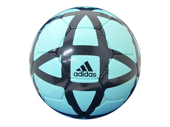 adidas エックス グライダー 4号球 (フットサル&サッカー ボール サッカーボール4号球)ブルー×ブラック【スポーツ用品 > チーム スポーツ > サッカー】【adidas/アディダス】/AF4629BBK