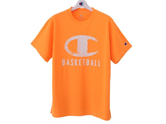 Champion ウィメンズ プラクティスTシャツ E-MOTION  (バスケットボール プラクティスウェアー 半袖Tシャツ)【スポーツ用品 > チーム スポーツ > バスケットボール】【Champion/チャンピオン】/CW-LB332