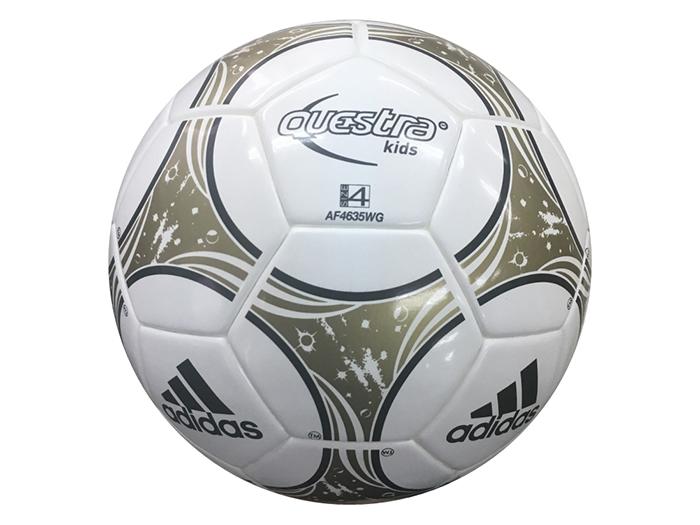 adidas クエストラキッズ 4号球 (フットサル&サッカー ボール サッカーボール4号球)【スポーツ用品 > チーム スポーツ > サッカー】【adidas/アディダス】/AF4635WG