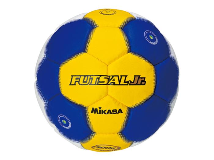 MIKASA ソフトタイプフットサル ジュニア用 (フットサル&サッカー ボール フットサルボール)【スポーツ用品 > チーム スポーツ > サッカー】【MIKASA/ミカサ】/FLL300WBY