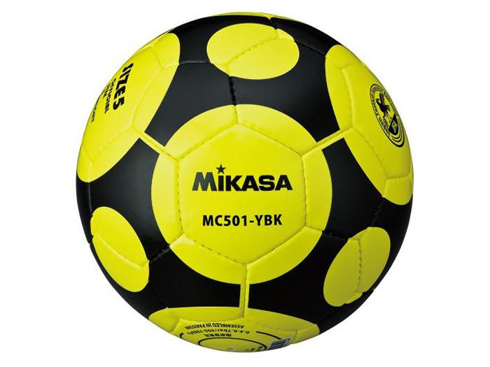 MIKASA サッカーボール 検定球5号 (フットサル&サッカー ボール サッカーボール5号球)【スポーツ用品 > チーム スポーツ > サッカー】【MIKASA/ミカサ】/MC501