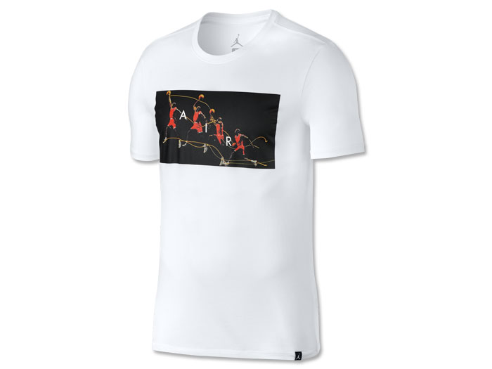 JORDAN ジョーダン FLIGHT PHOTO S/S Tシャツ (バスケットボール Tシャツ 半袖Tシャツ)【スポーツ用品 > チーム スポーツ > バスケットボール】【JORDAN/ジョーダン】/878382