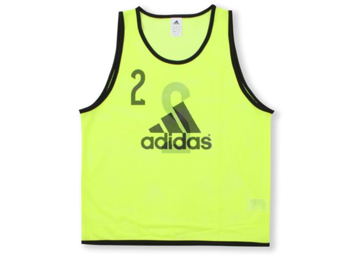 adidas FTB ビブス10枚セット (フットサル&サッカー アクセサリー・グッズ ビブス)【スポーツ用品 > チーム スポーツ > サッカー】【adidas/アディダス】/AI2014
