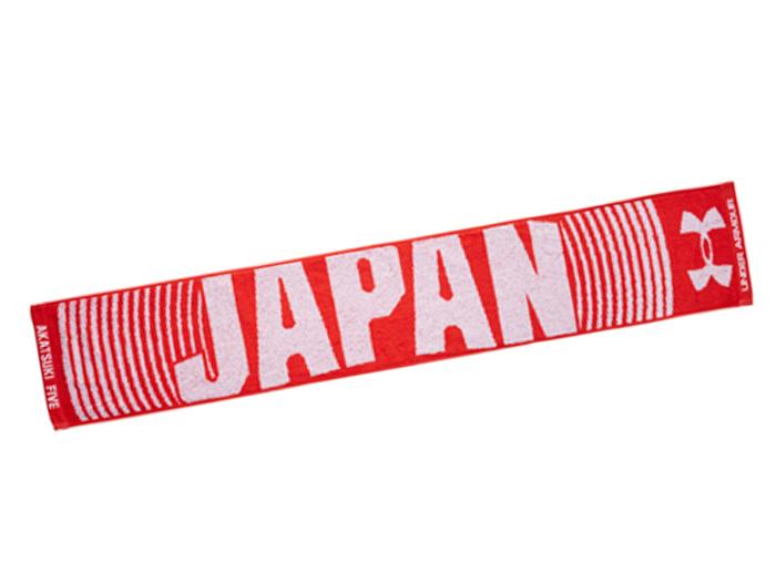 UNDER ARMOUR UA JAPAN MUFFLER TOWEL (バスケットボール アクセサリー・グッズ タオル)【スポーツ用品 > チーム スポーツ > バスケットボール】【UNDER ARMOUR/アンダーアーマー】/1319798