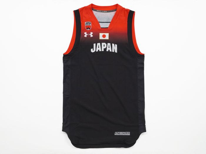 UNDER ARMOUR UA JAPAN AUTH UNIFORM (バスケットボール プラクティスウェアー カットオフ)【スポーツ用品 > チーム スポーツ > バスケットボール】【UNDER ARMOUR/アンダーアーマー】/1321781