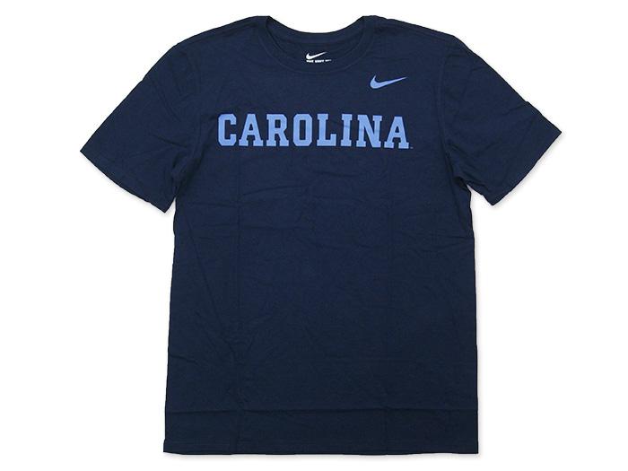 NIKE College Word mark Tee【ノースカロライナ大】 (バスケットボール Tシャツ 半袖Tシャツ)【スポーツ用品 > チーム スポーツ > バスケットボール】【NIKE/ナイキ】/00031351X-NC4
