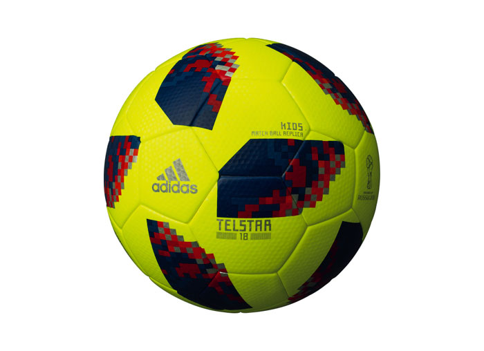 adidas テルスター18キッズ 4号球 (フットサル&サッカー ボール サッカーボール4号球)【スポーツ用品 > チーム スポーツ > サッカー】【adidas/アディダス】/AF4300Y