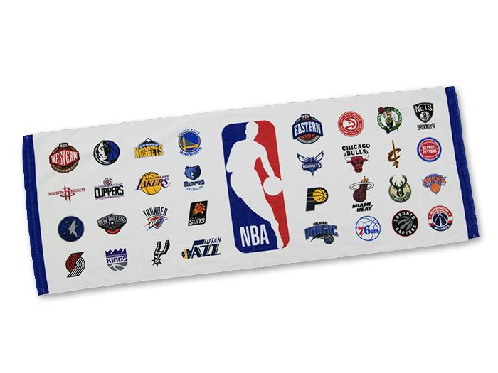 NBA スポーツタオル ALL (バスケットボール NBA アクセサリー・グッズ)【スポーツ用品 > チーム スポーツ > バスケットボール】【GALLERY・2】/NBA31941