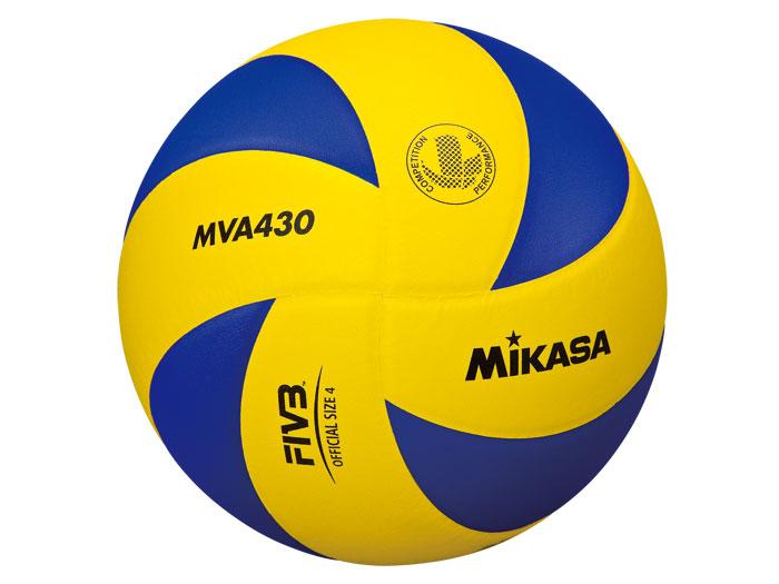 MIKASA バレーボール練習球<4号球> (バレーボール ボール 4号球)【スポーツ用品 > チーム スポーツ > バレーボール】【MIKASA/ミカサ】/MVA430