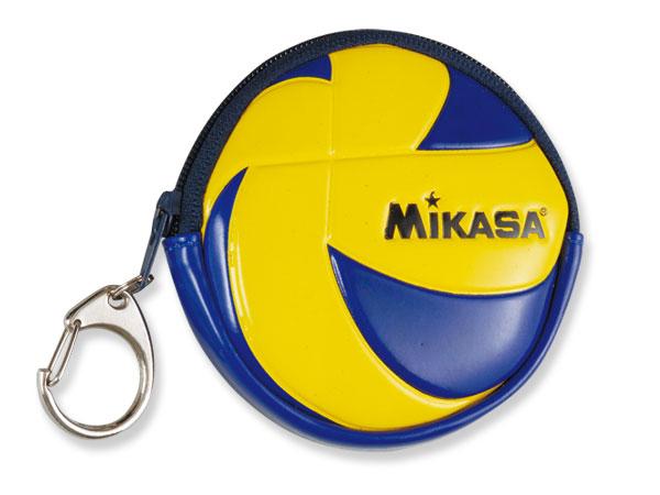 MIKASA コインパース(小銭入れ) (バレーボール ボール その他・グッズ)【スポーツ用品 > チーム スポーツ > バレーボール】【MIKASA/ミカサ】/VACIP