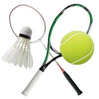 テニス・バドミントン専門店