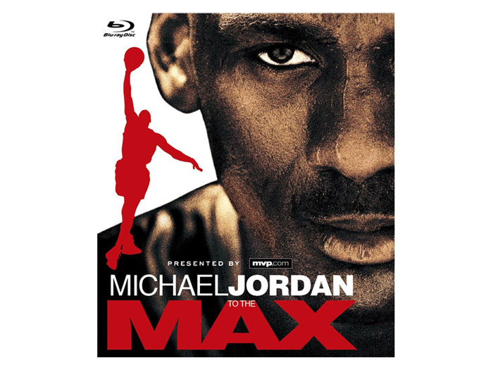 MICHAEL JORDAN TO THE MAX (Blu-ray)