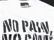 AND1 NO PAIN、NOGAME TEE(詳細画像)