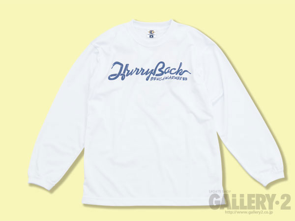 BENCHWARMER Hurry Back L/S Shirts