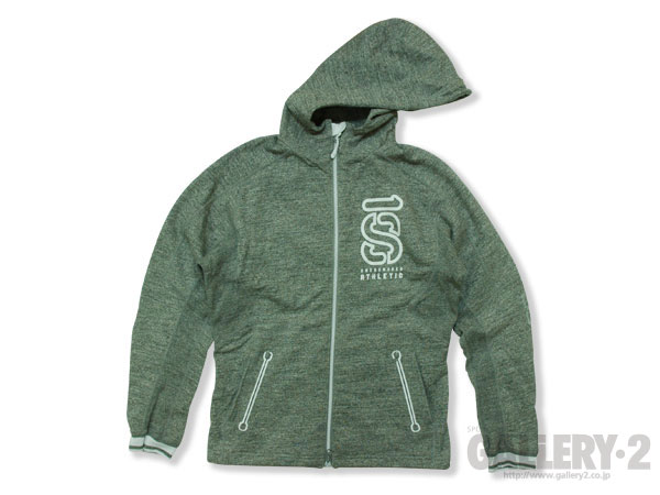 ONEHUNDRED ATHLETIC 100A BL SWEAT HOODIE