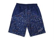 Arch Arch paint splatter shorts