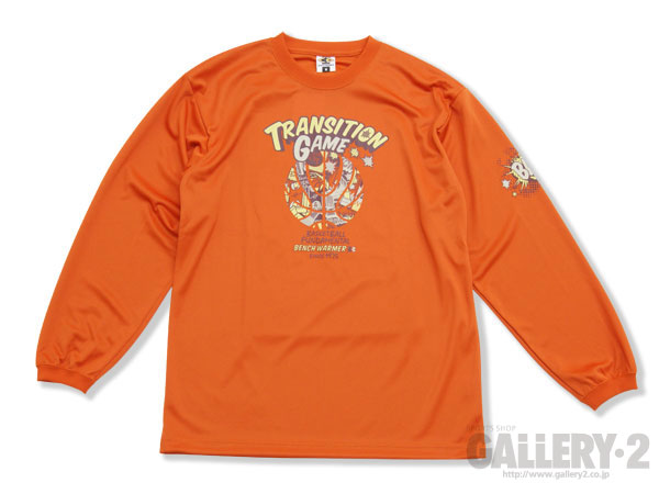 BENCHWARMER Transition Game L/S Shirts