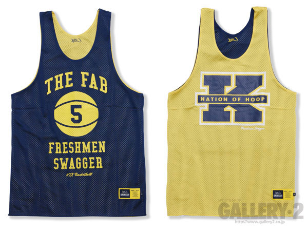 K1X freshman swagger RV practice jersey