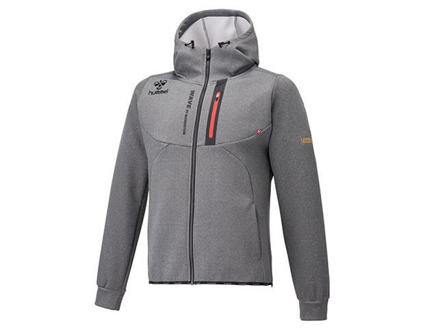 1fa8ba830e2c5 hummel UT-スウェットフーデッドジャケット | トレーニングウェアー ...
