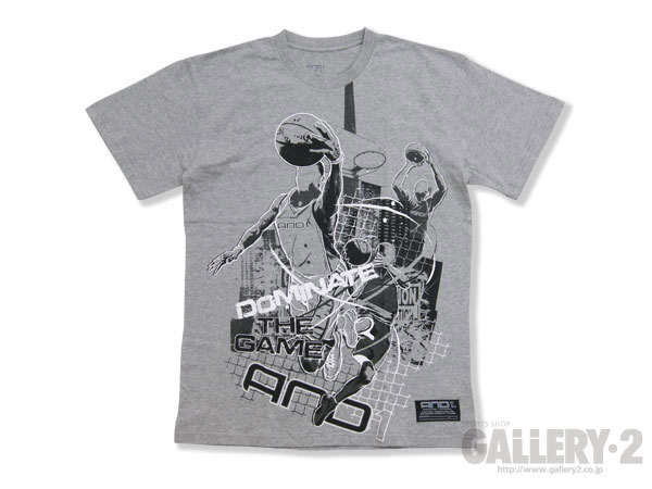 AND1 SS TEE DOWNTOWN