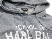 K1X school of hard ball hoody(詳細画像)