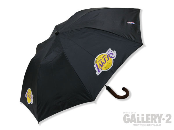 NBA UM WOODY HANDLE UMBRELLA