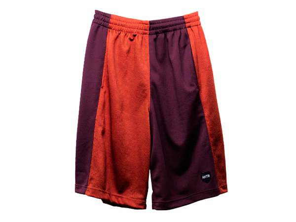 AKTR GAMEWEAR SHORTS 「CRAZY」
