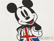 SPAZIO MICKEYMOUSE LONDON T(詳細画像)