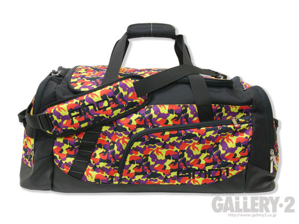 AND1 SURFACE 3WAY DUFFLE