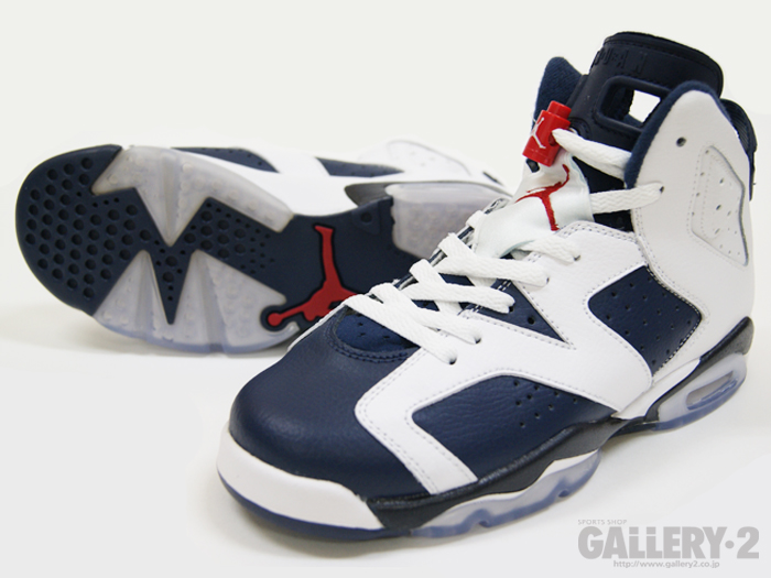 JORDAN AIR JORDAN 6 RETRO BG