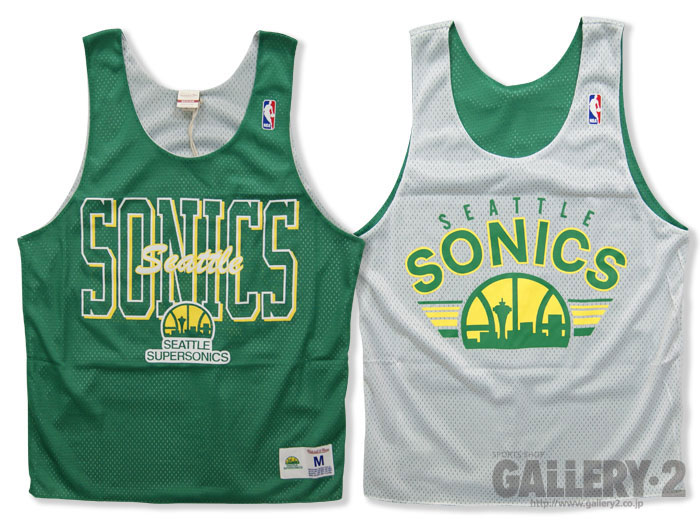 Mitchell&Ness NBA REVERSIBLE TANK