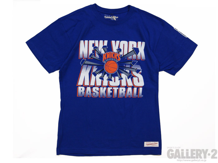 Mitchell&Ness BACKBOARD BREAKER TEE