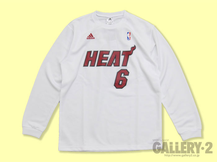 adidas NBA Game Time L/S