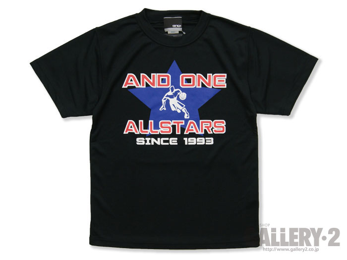 AND1 ALL STAR TEE