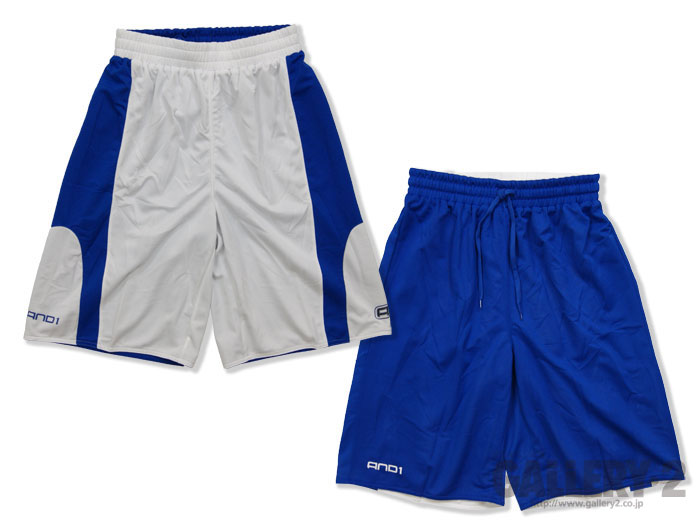 AND1 REV SHORT BALENDAS