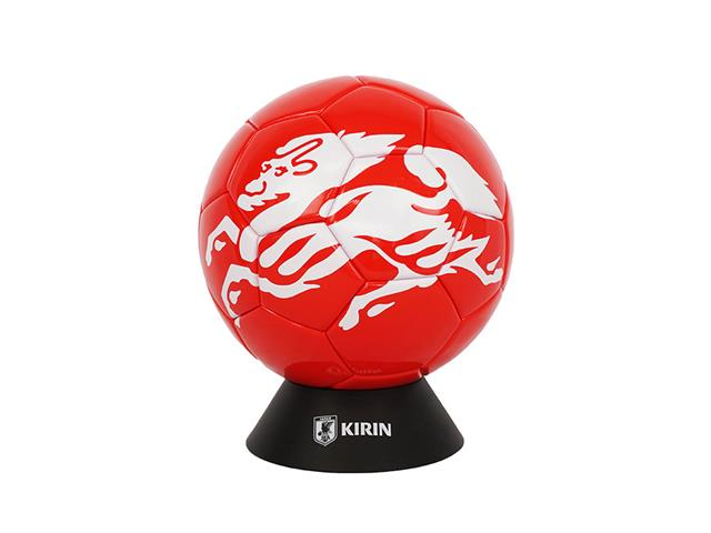 JFA ミニサッカーボール(KIRIN)