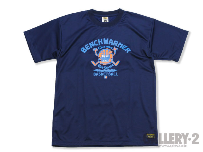 BENCHWARMER T-Shirts「CHANGE THE GAME」