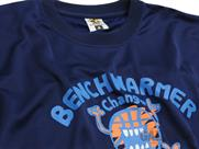 BENCHWARMER T-Shirts「CHANGE THE GAME」(詳細画像)