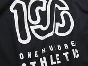 ONEHUNDRED ATHLETIC 100A SS GRAPHIC TOP(詳細画像)