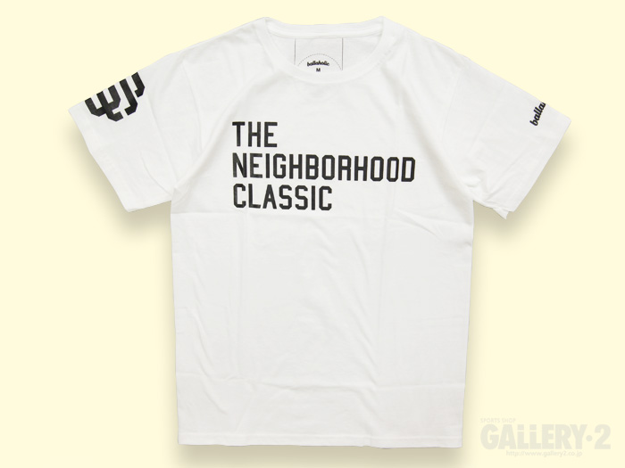 ballaholic NEIGHBORHOOD TEE