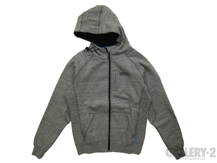 K1X core hooded zipper mk2