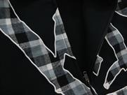 K1X wrap around check hoody(詳細画像)