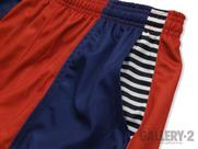 Arch Arch striped pockets shorts(詳細画像)