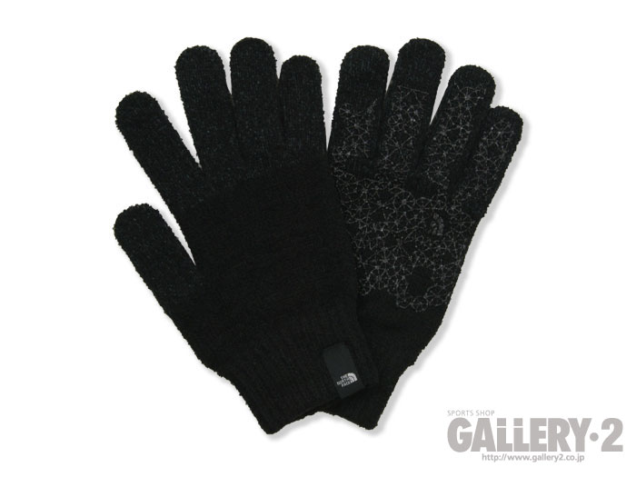 THE NORTH FACE E-KNIT GLOVE