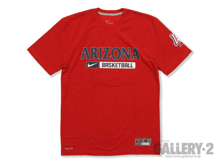 NIKE Team ISSUED PRACTICE TEE【ARIZONA】
