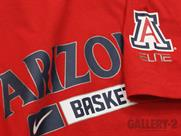 NIKE Team ISSUED PRACTICE TEE【ARIZONA】(詳細画像)